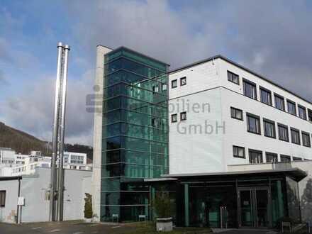 Modernes Bürogebäude mit attraktiver Produktionsfläche