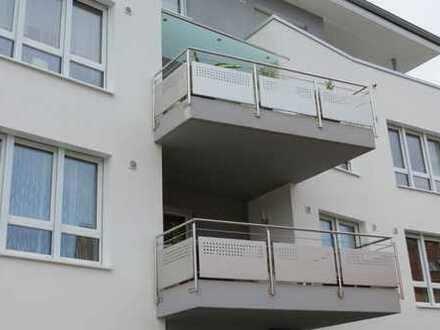 Neuwertige 2-Zimmer-Wohnung mit Balkon und Einbauküche in Bad Hersfeld