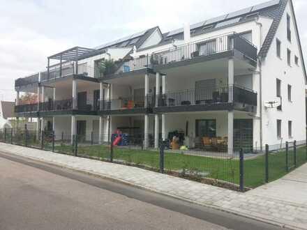 Schöne, neuwertige 2- Zimmer-Erdgeschosswohnung in Ingolstadt, Nordost