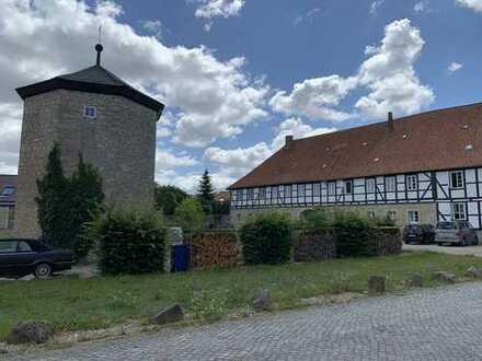 """Leben im """"Klostergut"""" 3 Zimmerwohnung in historischem Umfeld"""