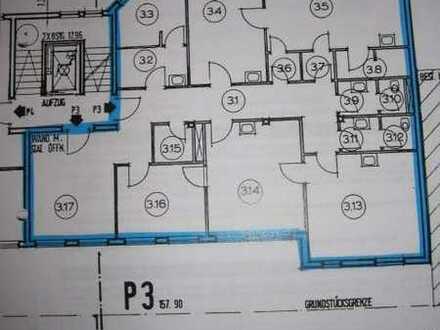 2 vermietete Arztpraxen, Bj. 1986, in einem Ärztehaus zu verkaufen, 158 ² Gwfl. u. 144 m² Gwfl.