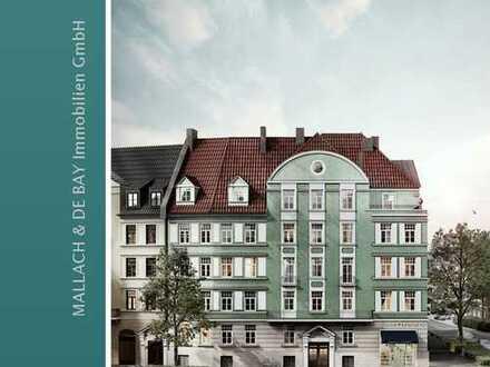 THE WENDELIN: Zahnarztpraxis mit Entwicklungspotenzial direkt am Rotkreutzplatz