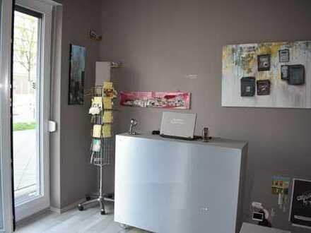 Büro- und Gewerbefläche 2-Zimmer im Europaviertel Frankfurt