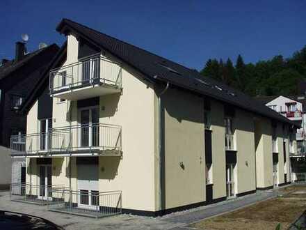 Top 2-Zi-Neubauwohnung mit Stellplatz in SI-Weidenau (Nähe Zentrum)