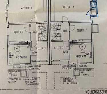 Schönes, geräumiges Haus mit fünf Zimmern in Karlsruhe, Stupferich