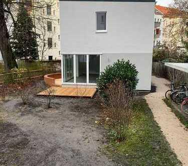 Ökologisches Designer Haus, der neue Weg zu bauen.