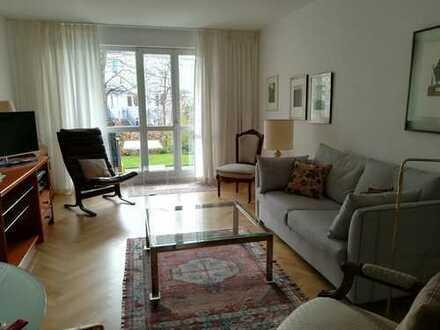 Gemütliche liebevoll eingerichtete 2-Zimmer Wohnung