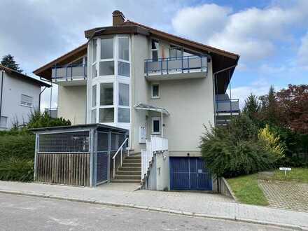 Helle 1-Zimmer-Wohnung mit Balkon und PKW-Stellplatz in sehr guter Lage von Pforzheim
