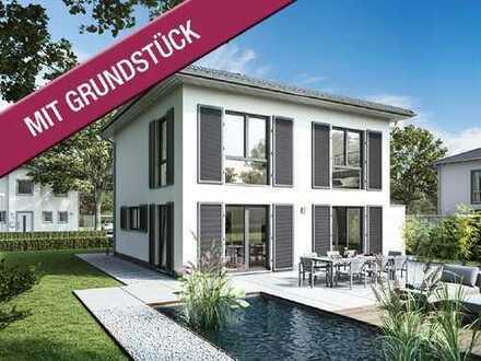 Stilvolles Wohnen mit maximalem Wohlfühlfaktor! Ca. 1.200m² in Südhanglage