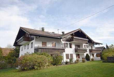 Klein, aber fein: 2-Zimmer-Wohnung in Ofterschwang / Ortsteil