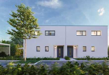 10 topmoderne, außergewöhnliche Doppelhäuser incl. Grundstück in Illertissen
