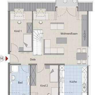 Bezug einer hochwertigen 4-Zimmer-Wohnung