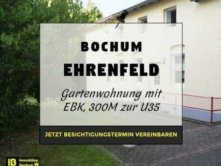 BO-Ehrenfeld Gartenwohnung mit EBK perfekt für Studis 300m zur U-Bahn 35
