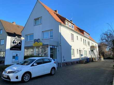 Großes Wohn- und Geschäftshaus in Delmenhorst
