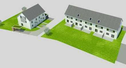 12.03 Projektvorstellung Familienfreundliches Reihenhaus in Griesheim, inkl Grundstück REAL-TEILUNG!