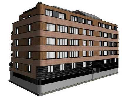 Baugrundstück für ein Büro- und Gewerbeobjekt in Plagwitz mit ca. 2.200 m² vermietbarer Fläche