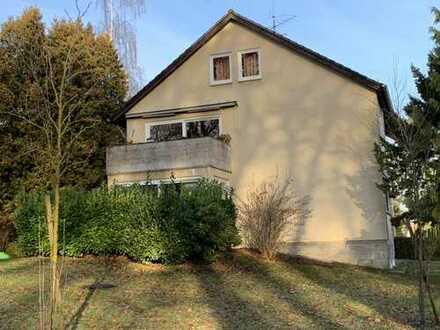 Gepflegte 3-Raum-Erdgeschosswohnung mit Terrasse in Kassel