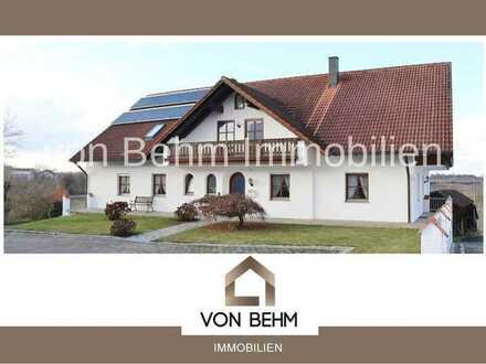 von Behm Immobilien - 4ZKB DG-Wohnung in Rudelzhausen / Berg