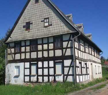 Denkmalgeschützes Fachwerkwohnhaus in zentraler Lage