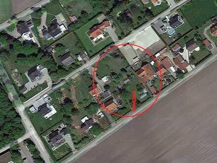 Traumgrundstück für künftiges Traumhaus in Friedberg - OT Derching