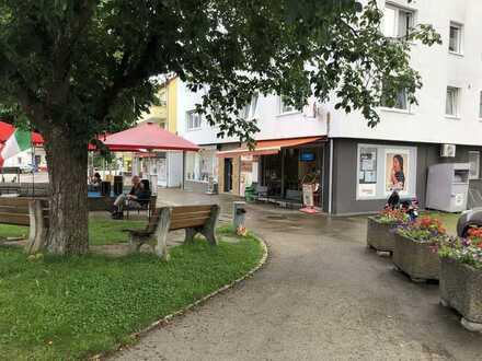 Büro mit Schaufenster im Zentrum von Leinzell