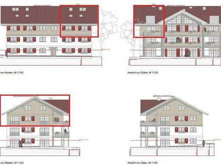 Ortszentrum Oberstaufen - Fertigstellung Sommer 2020