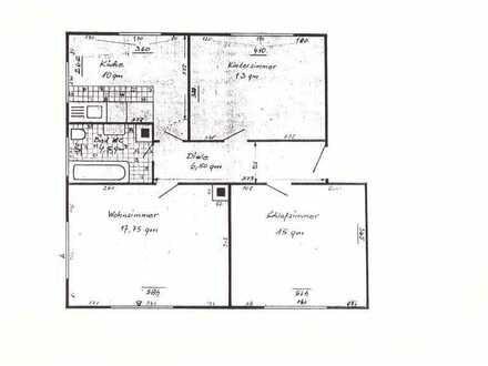 Stilvolle, sanierte 3-Zimmer-Wohnung mit EBK in Zell am Harmersbach