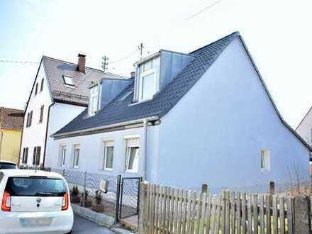 Einfamilienhaus in Augsburg - Oberhausen