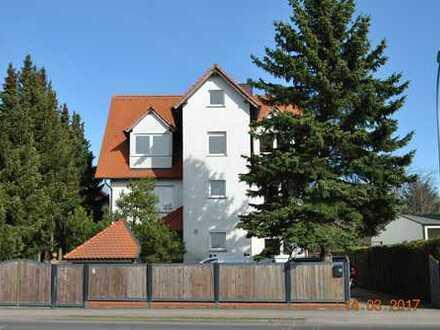 Schöne, geräumige vier Zimmer Maisonette Wohnung in Naunhof-Eicha