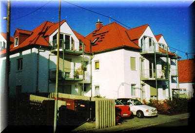"""Gemütliches Dachgeschoss mit 3 ZKB/Bk 59m² """"Wohnpark Weinsheim"""""""