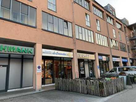 Wohnen im City Center: stilvolle 3-Zimmer-Maisonette-Wohnung mit Balkon in Gersthofen