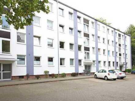Heidberg/Melverode - zentrale 3-Zimmer Wohnung mit Balkon und Stellplatz