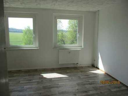 Für Naturliebhaber - geräumige 3-Raum-Wohnung in Marienberg, OT Rübenau zu vermieten