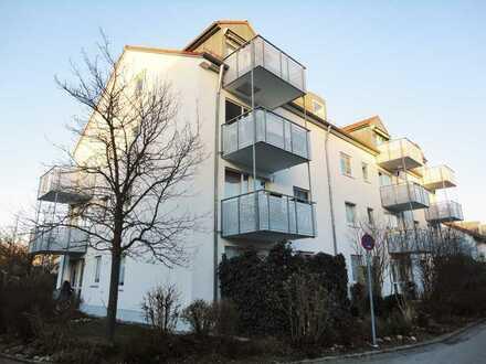 Stilvolle, vollständig renovierte 1-Zimmer-Wohnung mit Balkon und EBK in Höhenkirchen-Siegertsbrunn