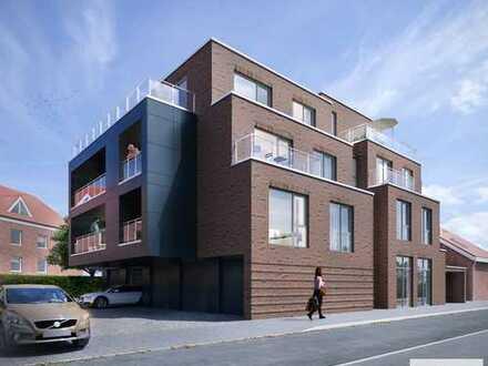 Exklusive Eigentumswohnung in urbaner Lage von Leer!