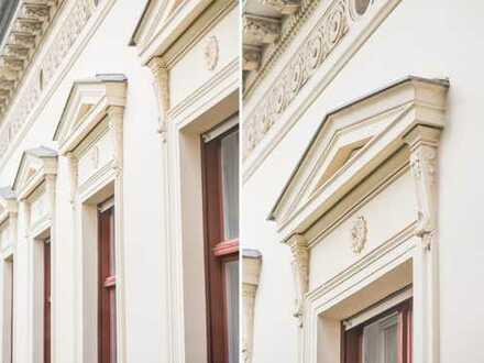 Sehr schöne und gemütliche Maisonettewohnung in klassischem Denkmalensemble nahe Schloss Sanssouci