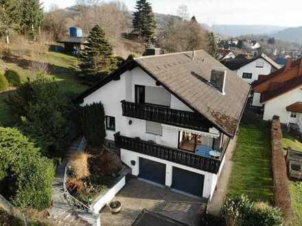 Haus für Naturliebhaber mit großem Grundstück nahe Aschaffenburg