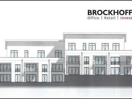 Projektiertes Baugrundstück für zwei Mehrfamilienhäuser im gesuchten Dortmunder Süden