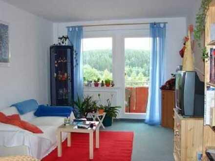 RESERVIERT! Gemütliche freie Wohnung im Kurort Bad Elster