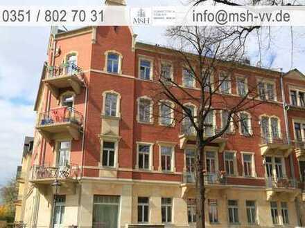 Traumwohnung in einem neu sanierten Gründerhaus - 3-Zimmer-Maisonette-Wohnung mit Dachterrasse