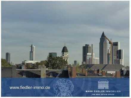 FFM-Bockenheim, 3-Zimmer-Maisonette-Wohnung mit Fernblick!