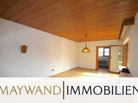 Schöne 4-ZKB OG Wohnung mit Balkon in ruhiger Wohnlage