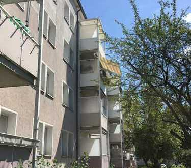Top sanierte 2-Raum-Wohnung in ruhiger Lage
