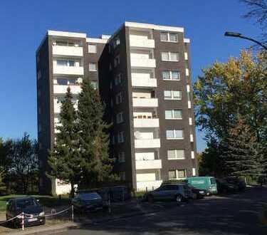 3 Zimmer-Wohnung mit Balkon und herrlicher Fernsicht