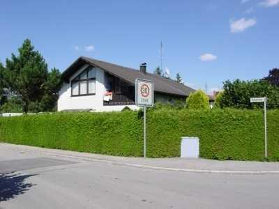 Schöne 4 Zimmer Wohnung im Unterallgäu (Kreis), Türkheim - 86842 Irsingen
