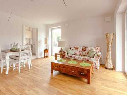 Seniorengerechter Neubau 2-Zimmer Eigentumswohnung in Bardowick