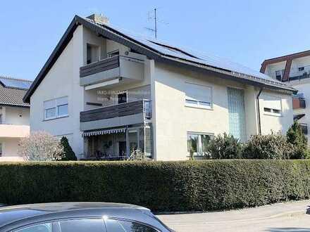 3-Zi. Dachgeschosswohnung mit Loggia, Keller und SP in Aidlingen