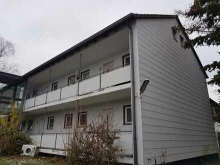 Kleine 2-Zimmer-Wohnung m. Balkon in ruhiger Lage von Bad Harzburg zu vermieten