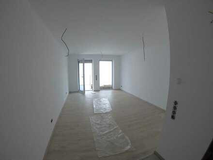 ERSTBEZUG: Attraktive 1-Zimmer-Wohnung mit Balkon und Einbauküche