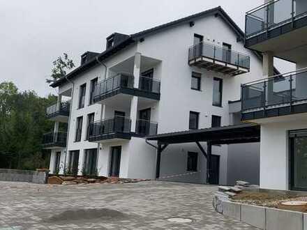 Erstbezug: 3-Zimmer-Neubauwohnung mit Balkon in Büchlberg